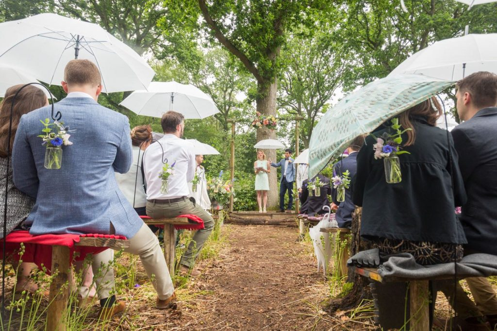 Top Tips For Outdoor Ceremonies From A Wedding Celebrant